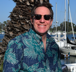 Mike Wales, Vice President of AGL Yacht Sales, Inc.